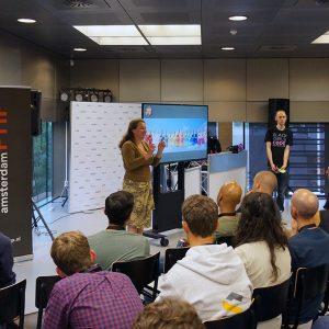 The Mega Meetup 20 augustus 2015 met lezing van Juliette Reinders en Wouter Groeneveld