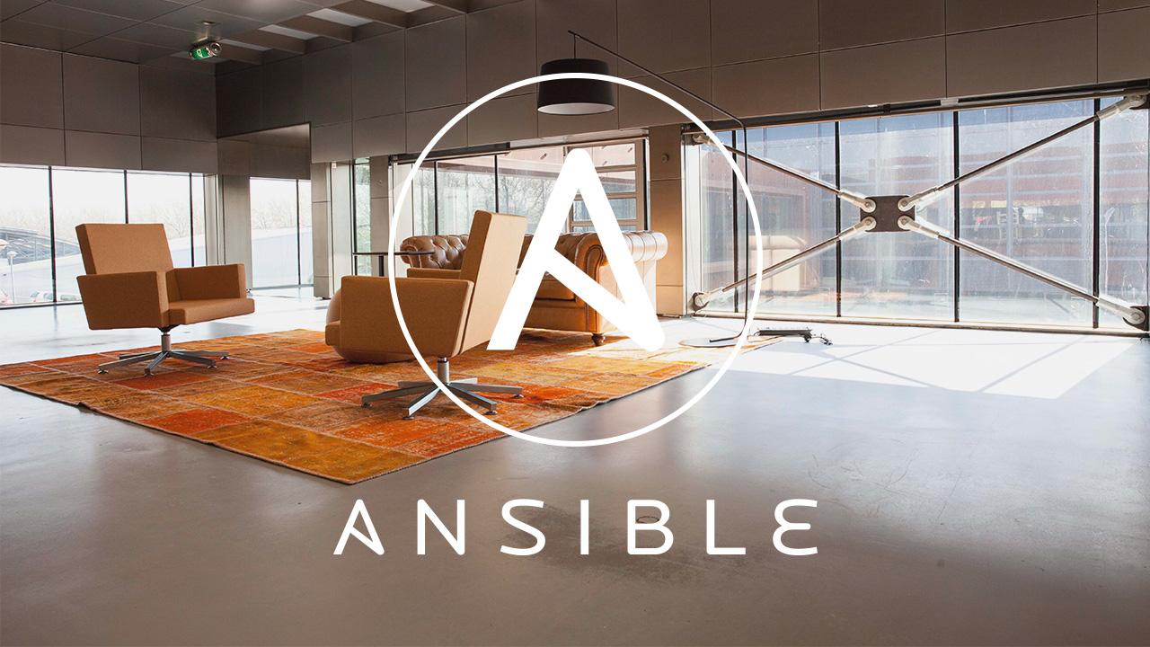 Meetup Ansible over ontwikkelingen configuratiebeheer