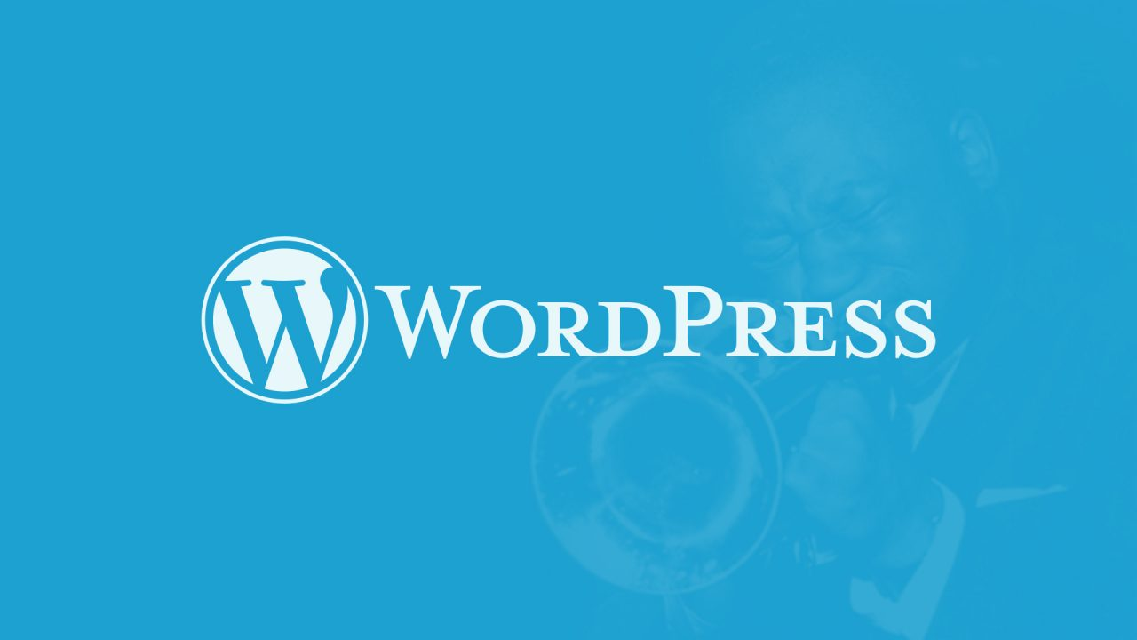 Wordpress update 4.4