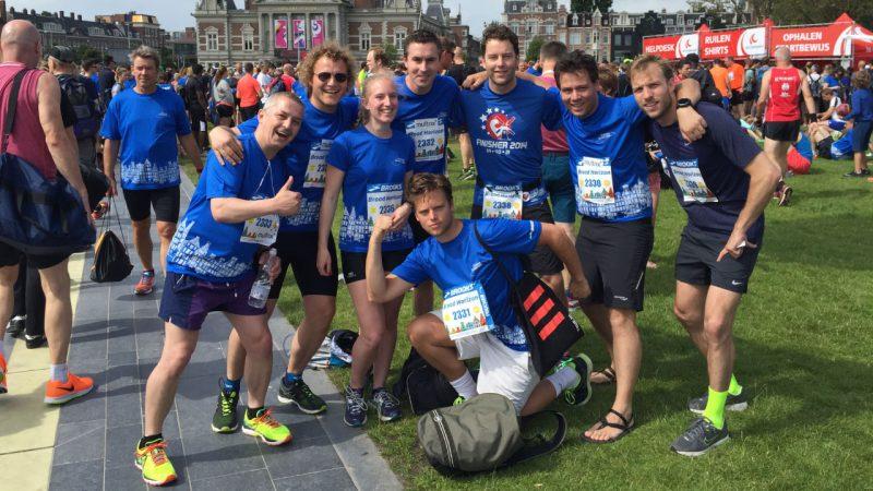 Brooks 10K Champions Run - Team Broad Horizon