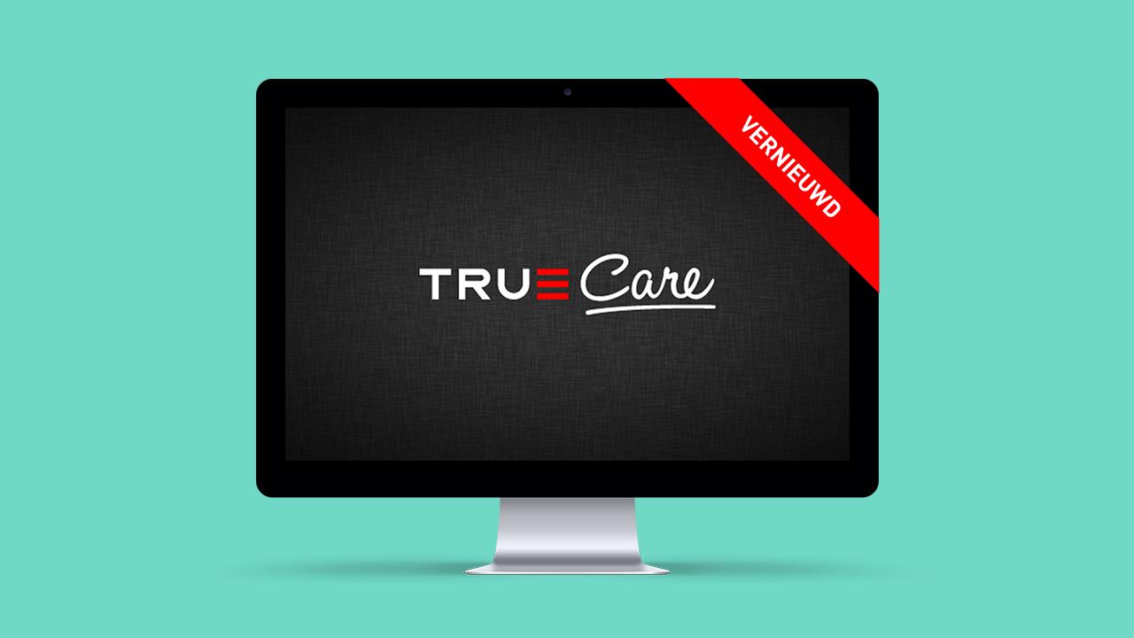 Update customer portal TrueCare