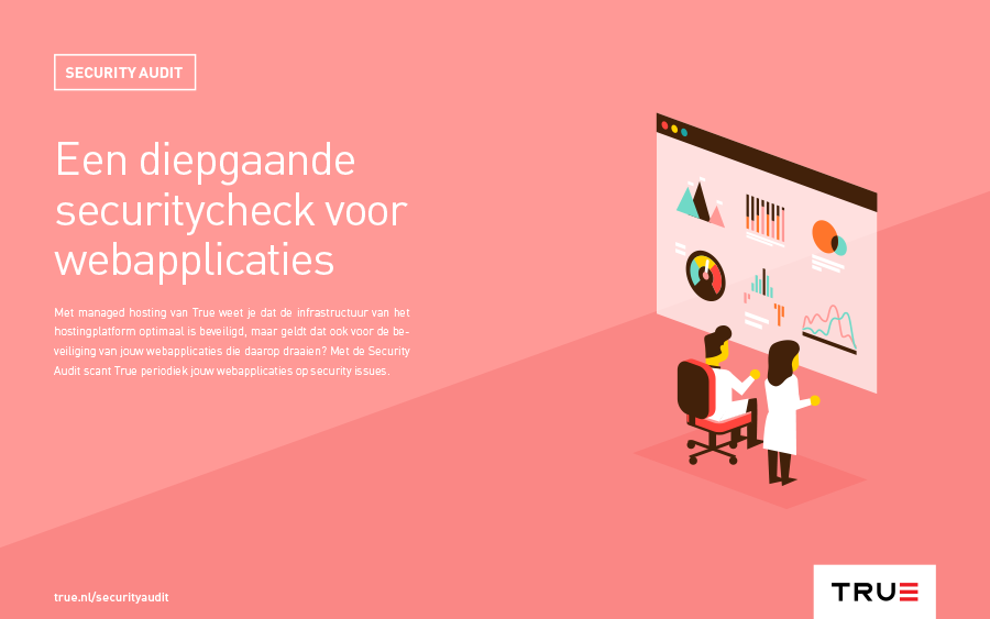 Factsheet: Security audit voor webapplicaties - teaser