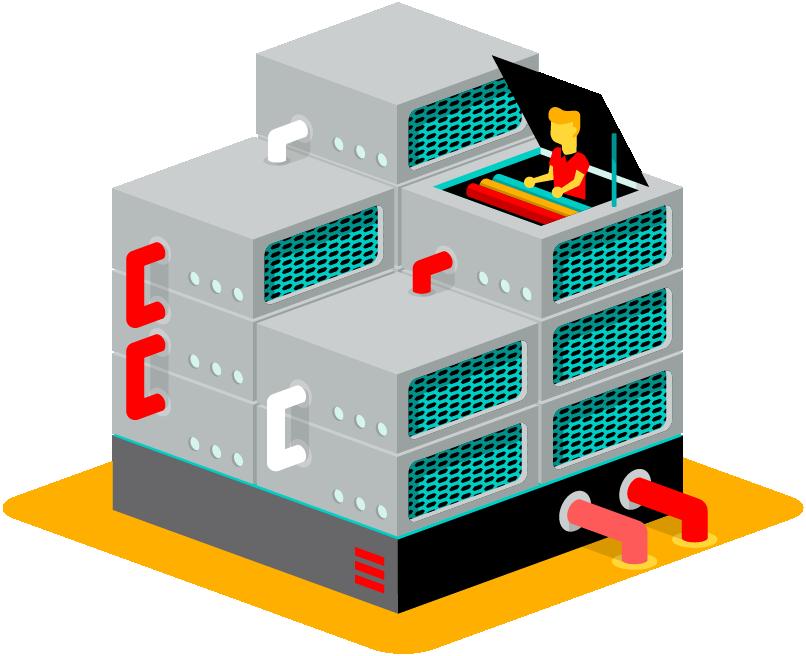 Virtual Server webhosting