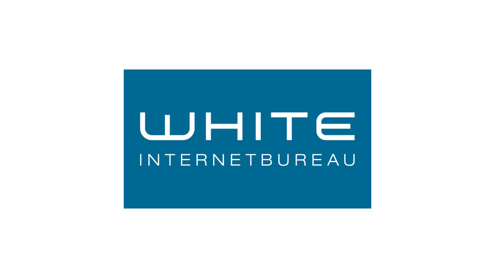 White internetbureau logo