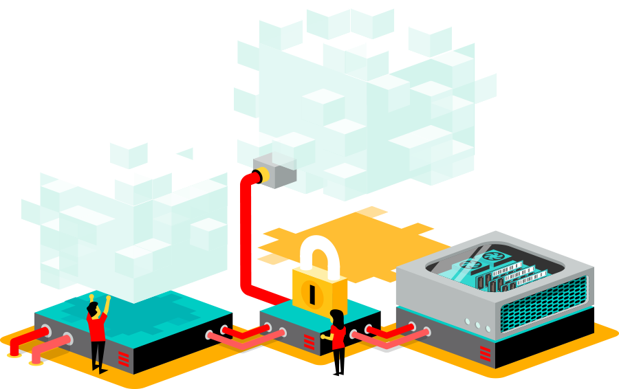 Hybrid Cloud webhosting