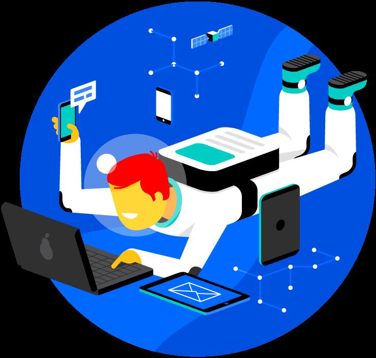 De werkplek van medewerkers altijd up-and-running op ieder device