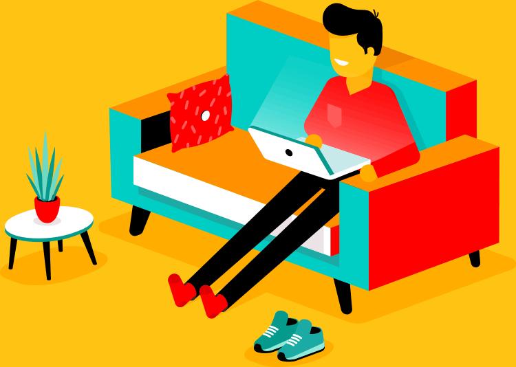 Ontvang een nieuwsbrief over hosting en workspace