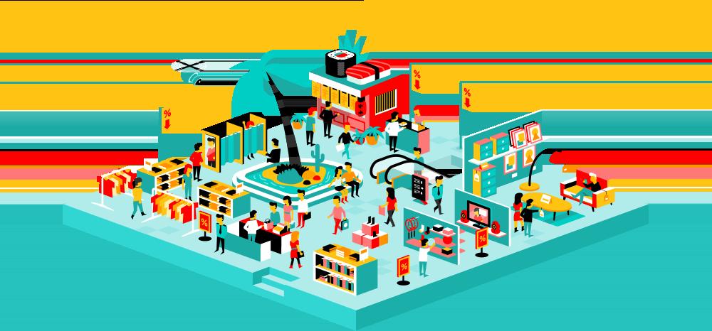 Managed e-commerce platform
