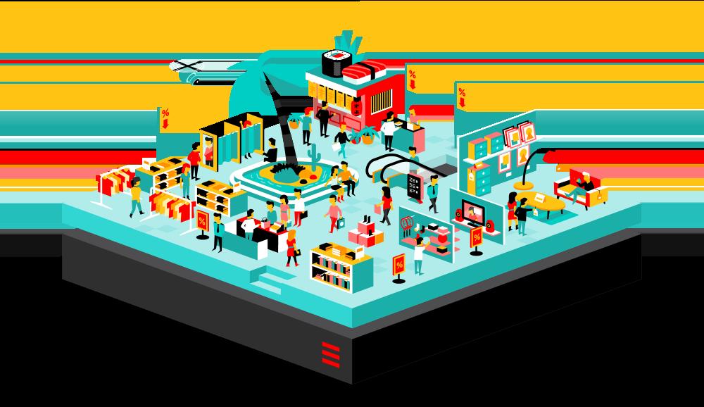 Managed e-commerce hosting solution