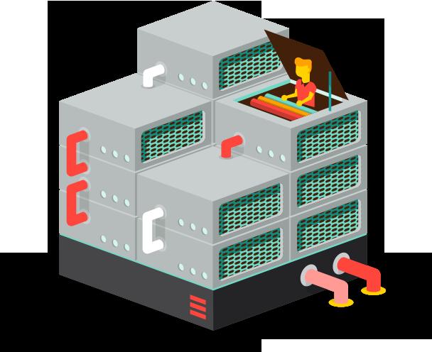 Streaming Platform: Virtual Server