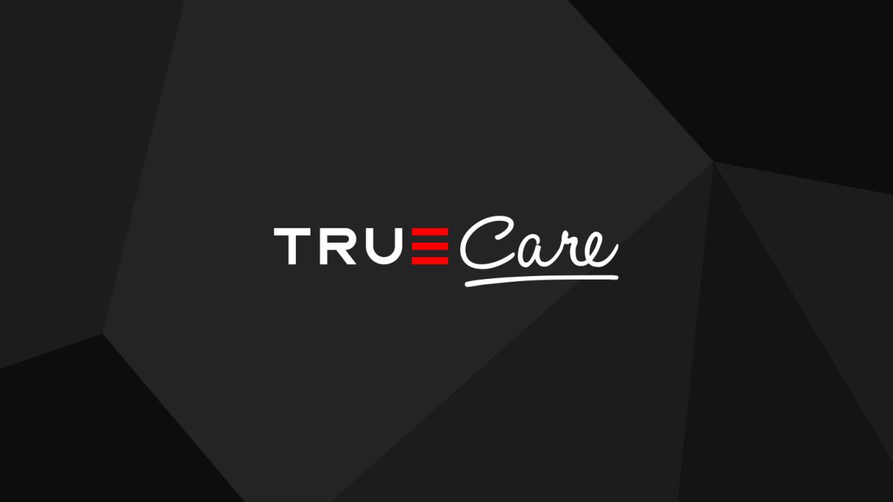 Veiliger inloggen in TrueCare