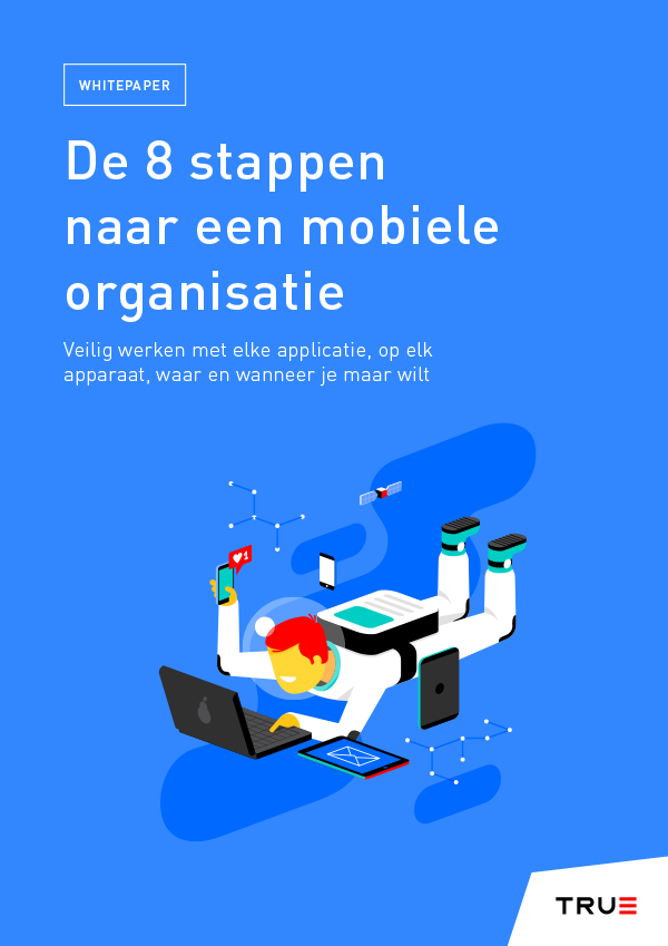 Een mobiele organisatie worden - whitepaper download