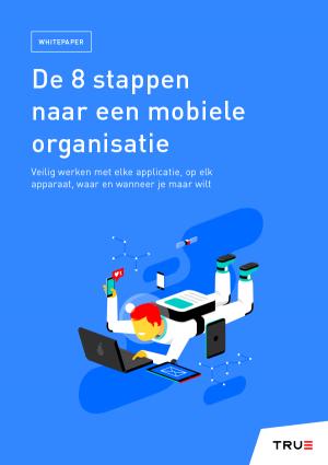 8 stappen naar een mobiele organisatie whitepaper download