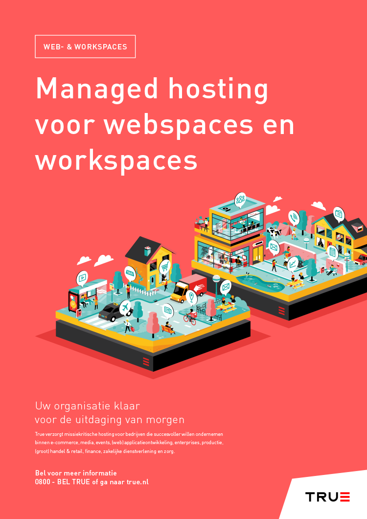 True webspace en workspace factsheet - teaser