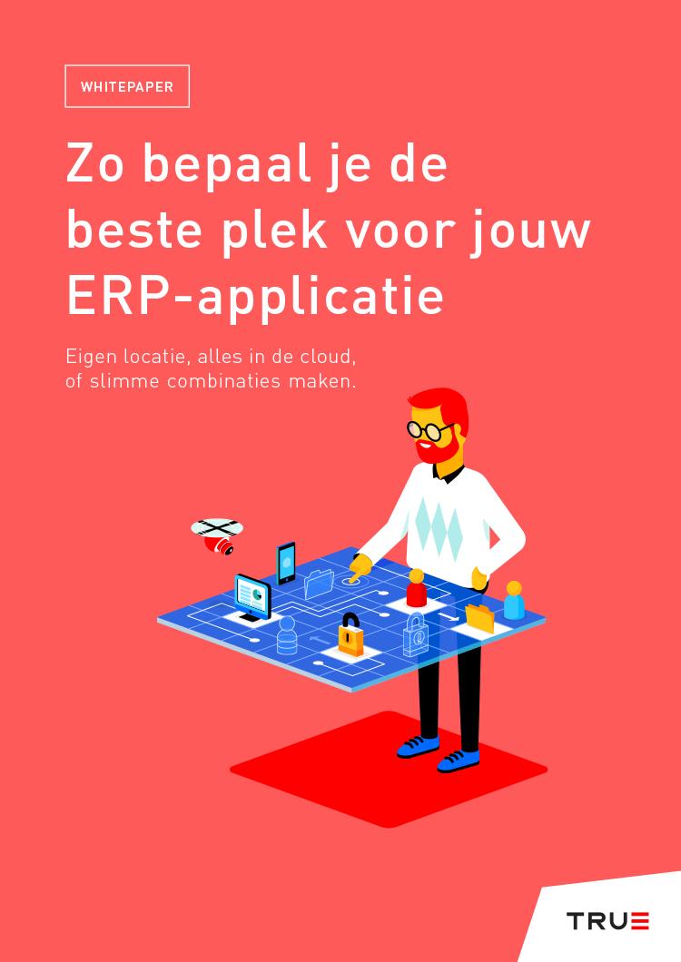 Whitepaper: ERP naar de cloud - teaser