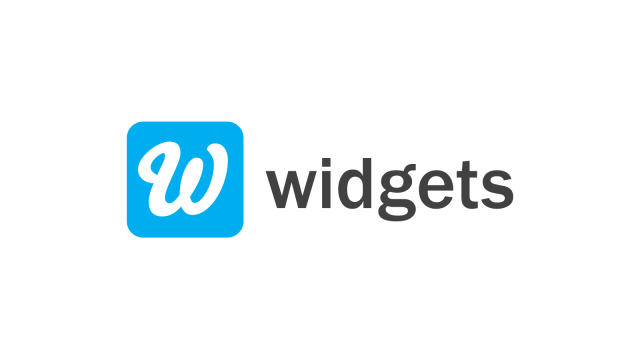 webbureau partner: widgets