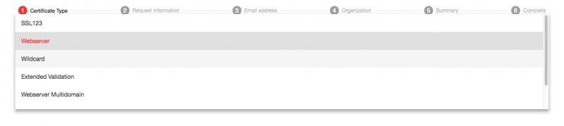 Zo vraag je SSL-certificaten aan in TrueCare