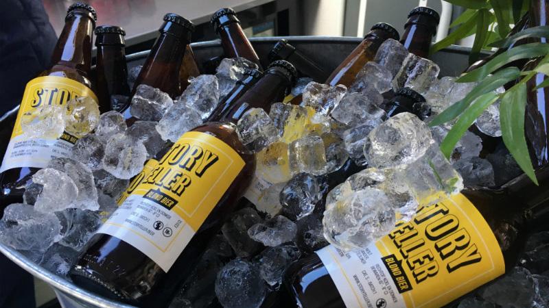 Storyteller - Het eigen biermerk van Loyals