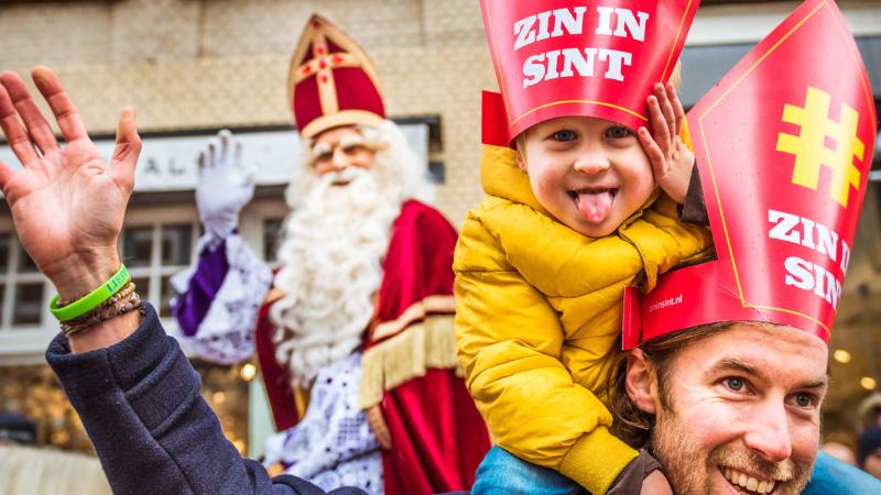 Centraal Beheer verzorgt stressvrije Sinterklaas door Emotion