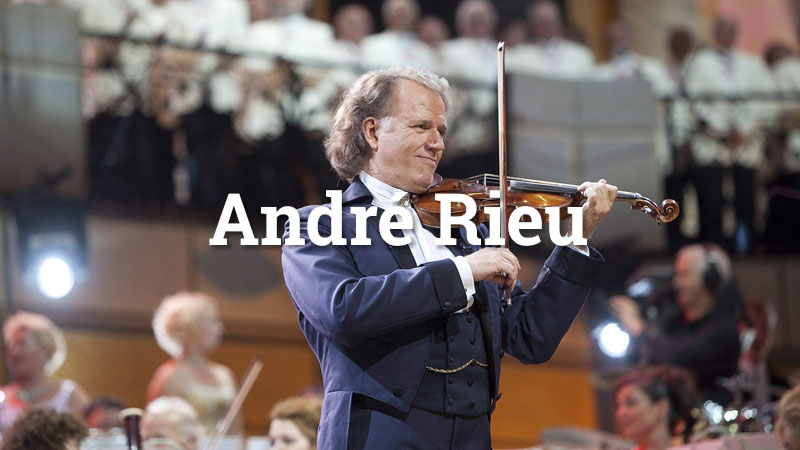 X-com - Case André Rieu