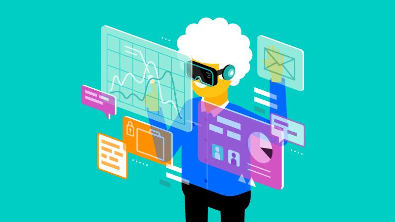 Productievere medewerkers met digitaal werken - e-book