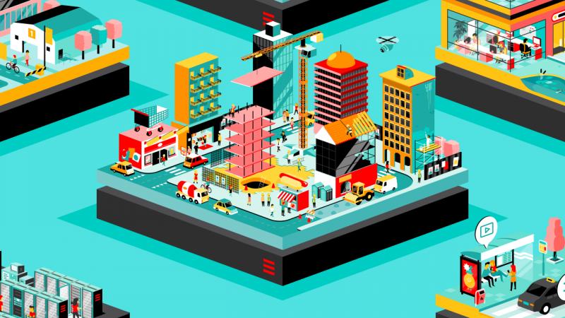 Microservice architectuur en de businessuitdagingen daarvan