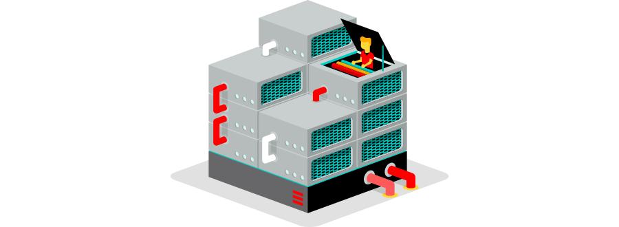 Flexibel blijven met virtual server webhosting