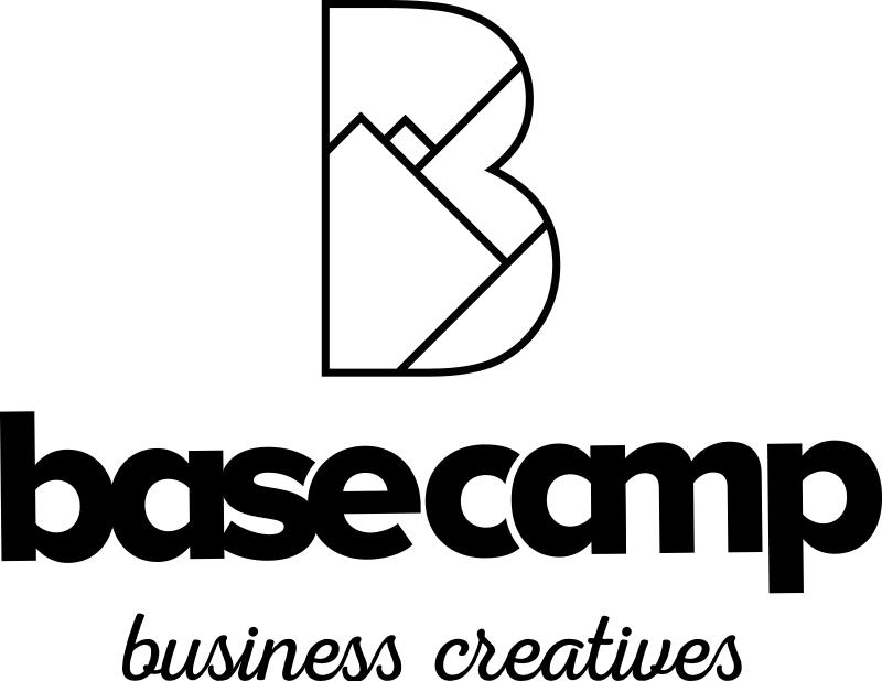 logo: marketing en reclamebureau Basecamp