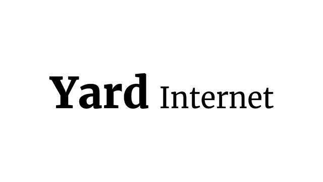 Logo digitaal bureau Yard Internet