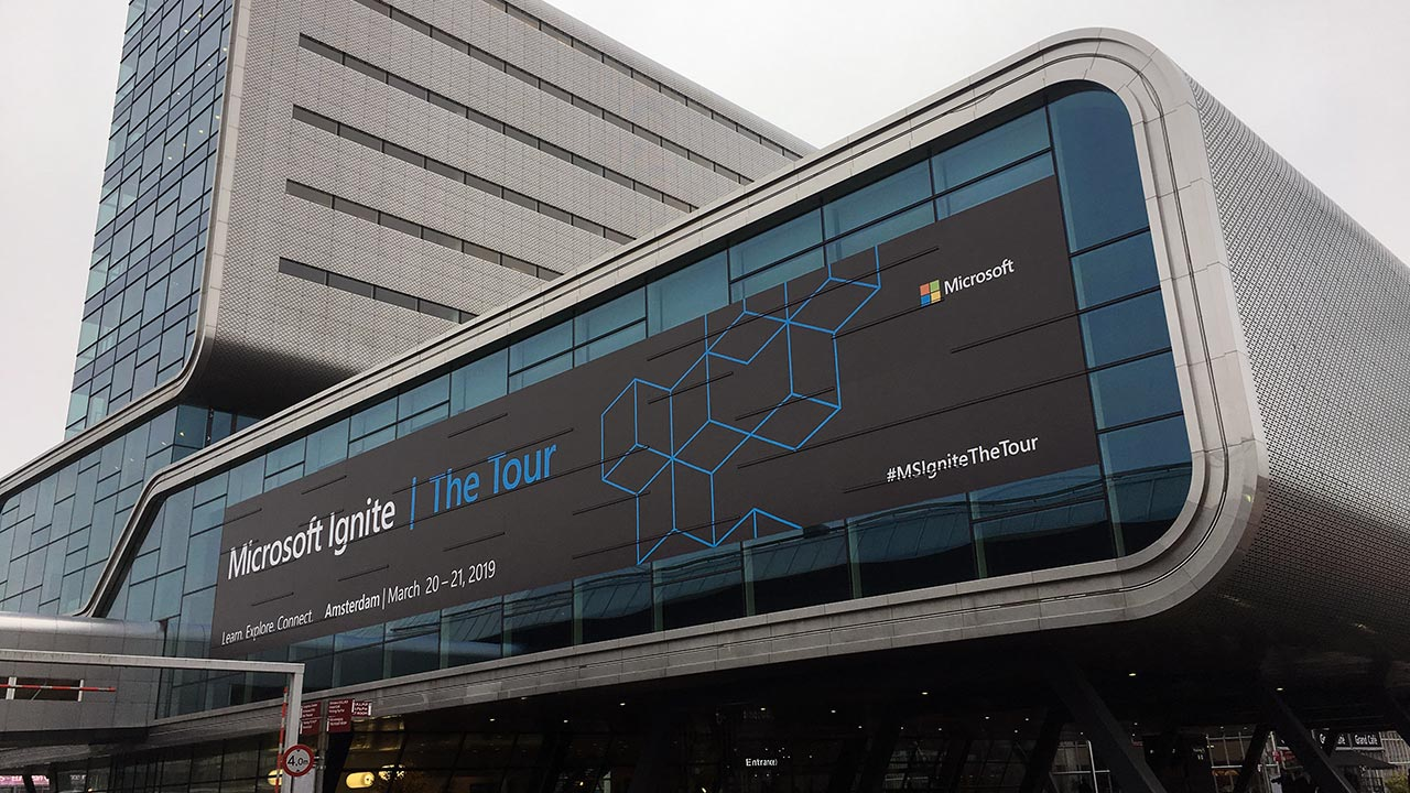 Microsoft Ignite The Tour in Amsterdam