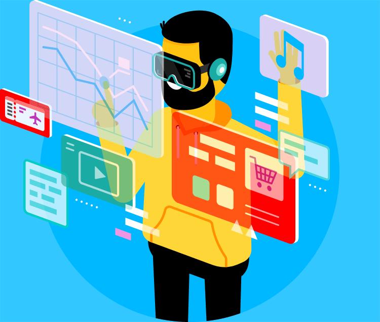Webserver applicatie management