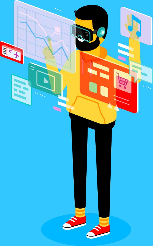 Managed webhosting applicaties