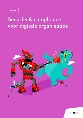 Security & compliance voor digitale organisaties - E-book