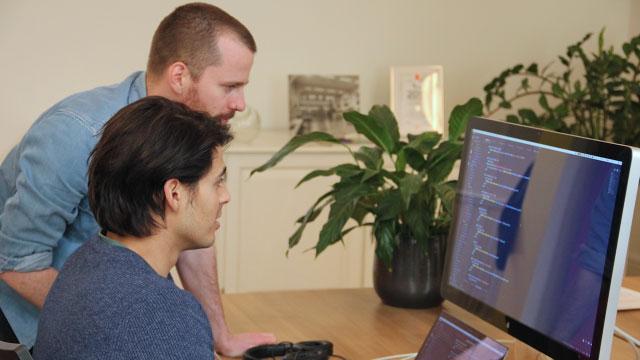 Website en (mobiele) applicatie-ontwikkelaar Inspire