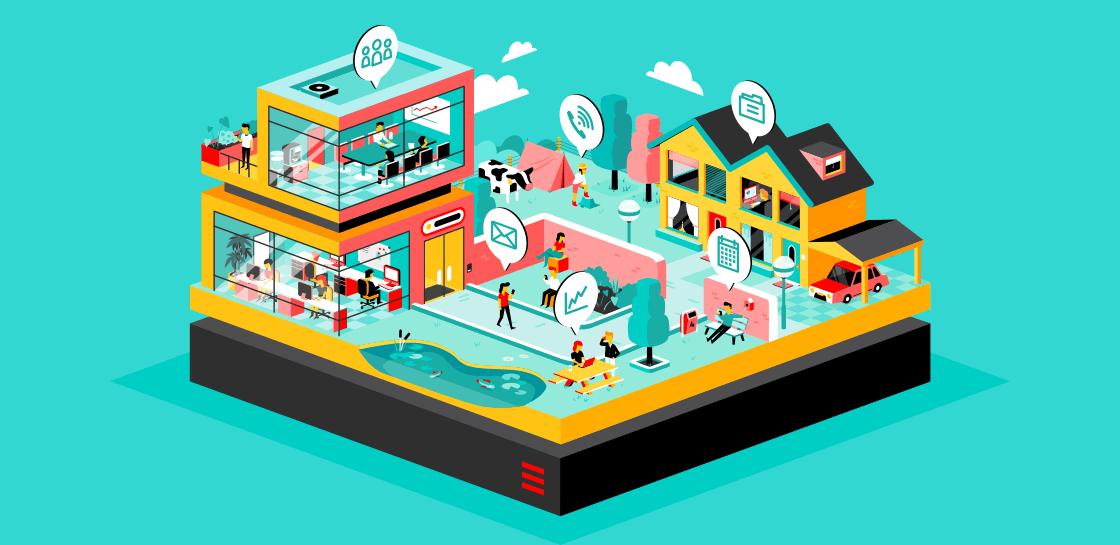 Managed Workspace: Online en digitale werkplekken en beheer