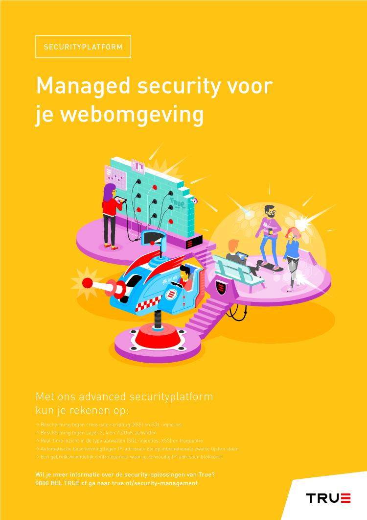 Factsheet Advanced Security Platform