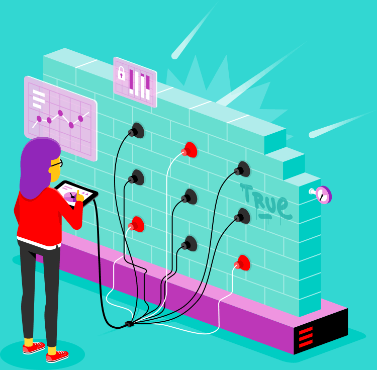 Managed firewall voor digitale werkplekken