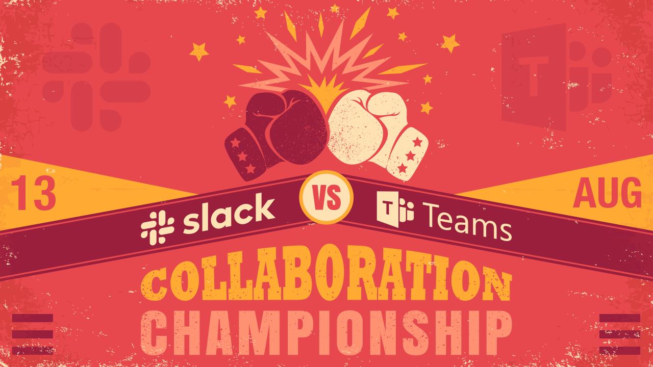 De verschillen tussen Slack en Teams