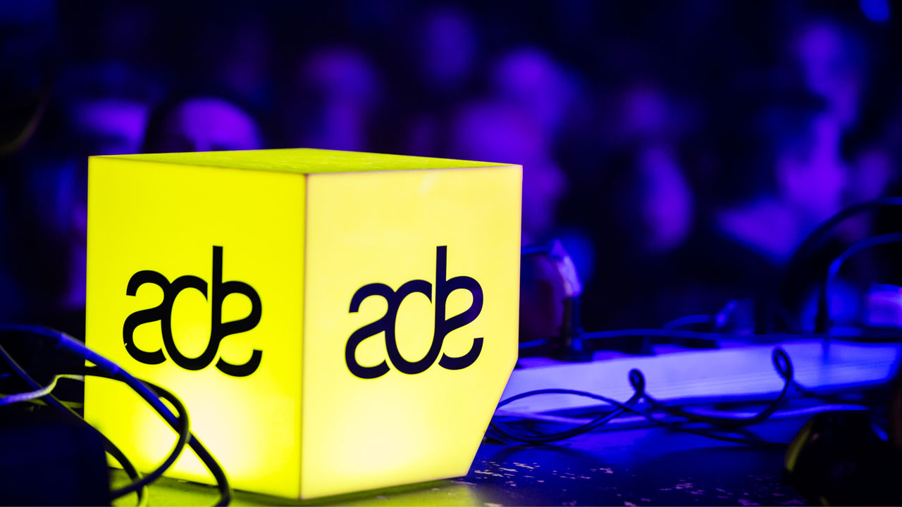 De website van Amsterdam Dance Event is ontwikkeld door Agency Bravoure en wordt gehost doorTrue