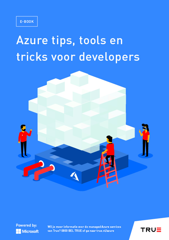 EBOOK over Microsoft Azure: tips, tools en tricks voor developers