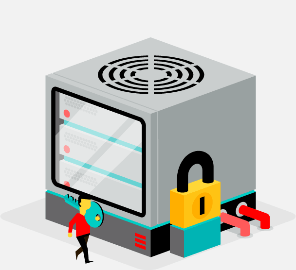 Private Colocatie bij True met diepe Racks, A-Klasse datacenter & ruime verbindingen