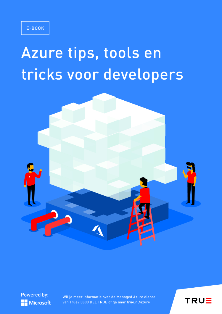 Azure e-book: tips, tools en tricks voor developers