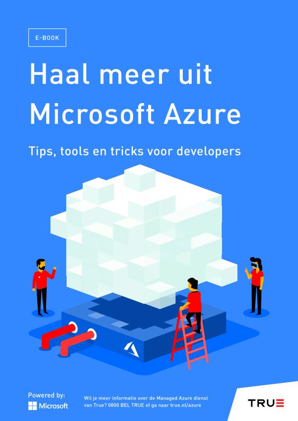 Meer intershop hosting met Azure van True