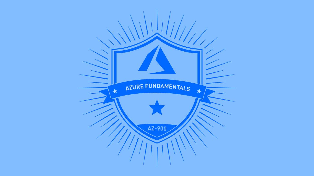 Azure Fundamentals hoofdafbeelding