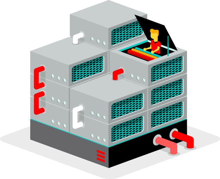 Wat is een virtuele server uitleg