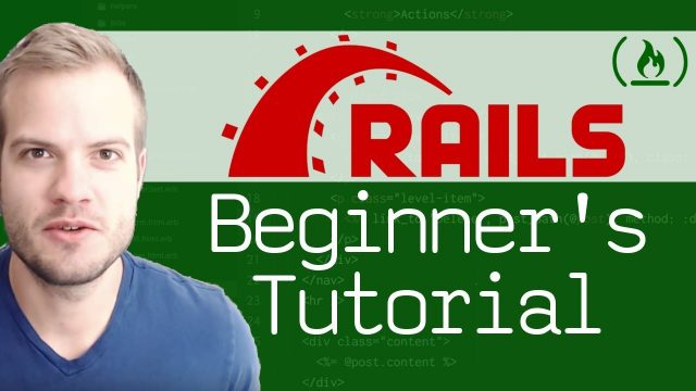 ruby on rails beginners tutorial