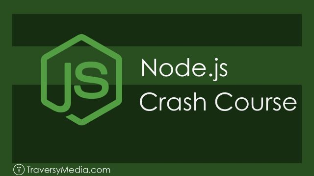 nodejs crash course